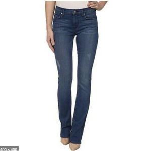 Hudson Elle Midrise Baby Boot Cut Jeans Stretch